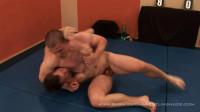 Kaja vs Jarda Wrestling (2013)