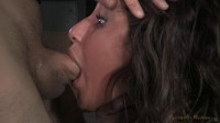 Abella Danger Bound Multiple Orgasms And Drooling Brutal Deepthroat On Hard Cock!