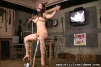 Snow Torture – AmateurBDSMV