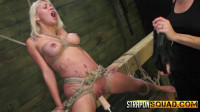 Marsha May Loves Rope Bondage