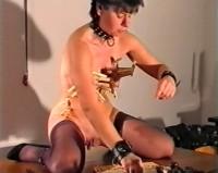 Brutal torture of slaves