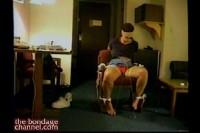 Chair Bondage Orgasm Control