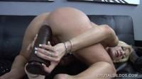 Big Dildo Masturbation