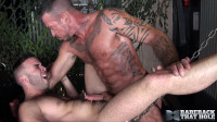 Bareback That Hole — Marcos Mateo and Ray Dalton