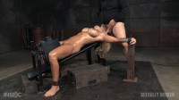 Restrained On A Sybian (2 Dec 2015) Sexually Broken