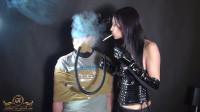 Sexxy Abbie Smoking Cat Fetish (2016)