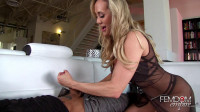 Brandi Love-Stepmom Milking Control