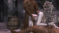 Stone Sorceress – 3d HD Video