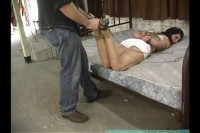 Betty Jadeds Tight Hogtie