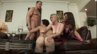 Madeline Hunter, Syren De Mer, Kelly Taylor and  Chance Caldwell
