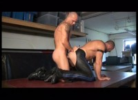 high definition hot guys hot guy muscles anal (Leather Masters)!