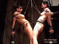 Bondage Torments # 24 TheBondageChannel