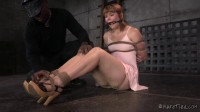 Little Miss Getting Her Ass Kicked — Claire Robbins, Jack Hammer