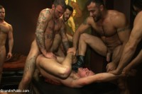 Kink: Bound In Public - Annihilation of Sebastian Keys