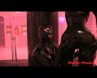 Rubber-Passion - 'Rubber Doll Spa' Pt:1