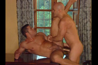 Huge Orgy With Muscle Men