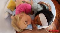 Jenna Foxx & Skylar Madison Double BJ