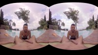 VirtualRealGay VR180 - Sea Views (Mario Domenech; Antonio Miracle POV)