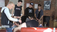 Fuck Toy Gang Bang - orgy, large, new, spa