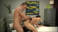 Horny professionals bareback