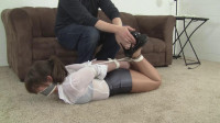 Elizabeth Andrews Caught In Self Bondage (2015)