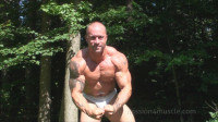 Mission4Muscle Nico's Muscle Flexing Audition