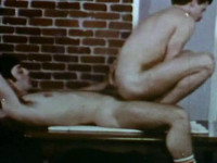Lavender Lounge Studios - Vintage Bareback: Hairy Muscle Daddy 2