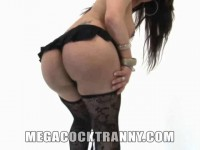Gorgeous And Hung Tranny Myrella Montinni