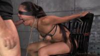 SexuallyBroken - Sep 24, 2014- Lyla Storm brutally bound in strict strappado