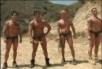 Muscle Raiders Curse of the naked Scorpion