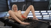 All Natural California Girl Squirts Everywhere!