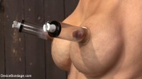 Lactating Titties of the Prancing Petite Tia