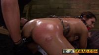 Straponsquad - Sep 25, 2015 - Anal Hook Double Penetration BDSM Fun
