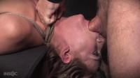 messy drooling deepthroat