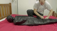 Sleepsack Hood & Armbinder Inception
