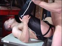 Butch Alley - sucking, file, man sex.