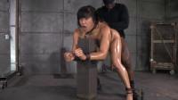 Hot Filipina Mia Li is Bound, Oiled, Brutally Face Fucked