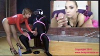 Slave Ruined Multiple Times while in Virtual Reality at the Edging Salon