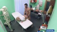 Handy man gets to fuck nurse