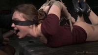 Sexy girl Jodi Taylor brutal hogtie with multiple orgasms drooling deepthroat! (2015)