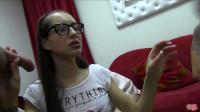 Penelope Crunch en: Chupa Pollas Para Aprobar El Examen! Viva La Logse!