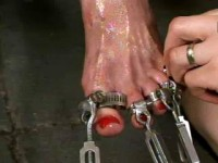 Mollys Toe Stretch Live Feed RAW - InSex