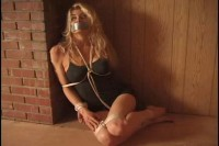 The house bound and gagged