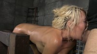 SexuallyBroken - Dec 24, 2014 - Busty Courtney Taylor bound... - Courtney Taylor - Matt Williams