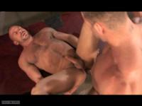 Big Dicks gym hunk tight Tear narrow anus , gay hardcore go...