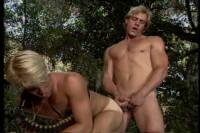Stryker make (blonde, fan, oral).