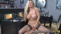 Busty Blonde Tyler Faith Humps On Table (1080)