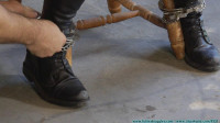 CrotchRope - Ellen Equestrian to PonyGirl - Leather - Part 4