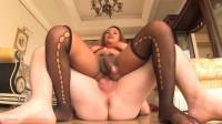 Juicy Ass Red Devil Big Cum Top(Jan 2015)
