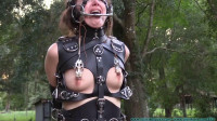 Rachel the Pony Girl 2 THE HARNESS 2part - BDSM, Humiliation, Torture HD 720p